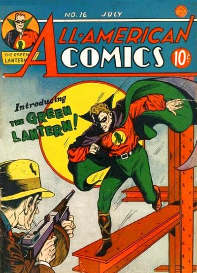 Green Lantern: Alan Scott