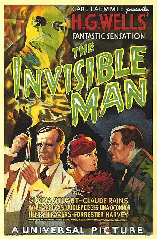 Invisible Man 1931