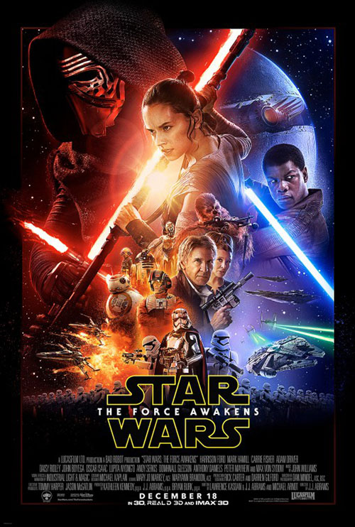 Star Wars, Episode VII: The Force Awakens