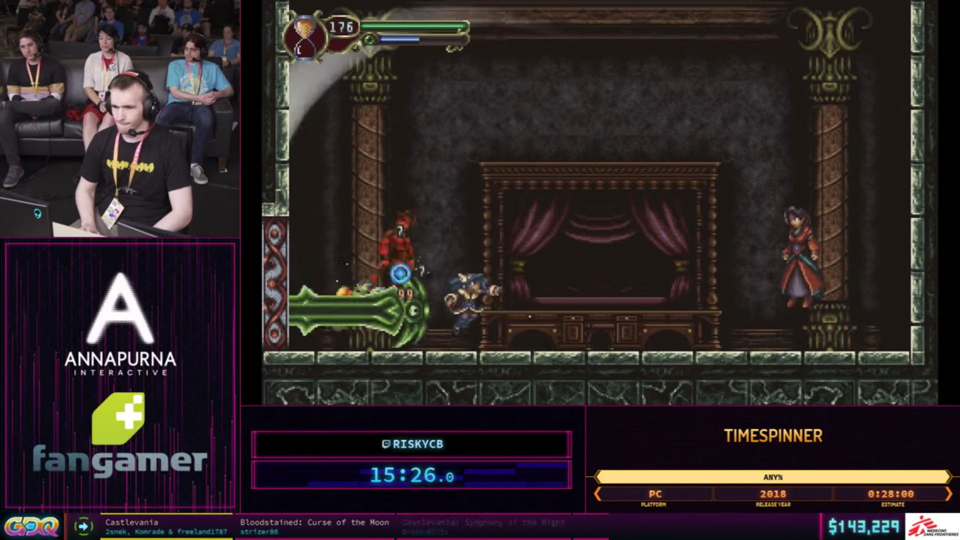 Timespinner Any%