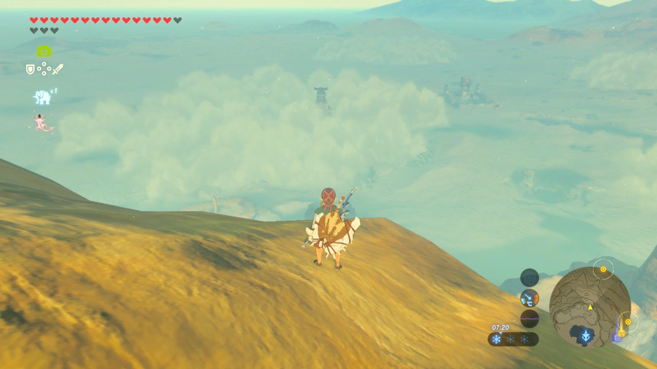 My, Hyrule, You Seem So Expansive