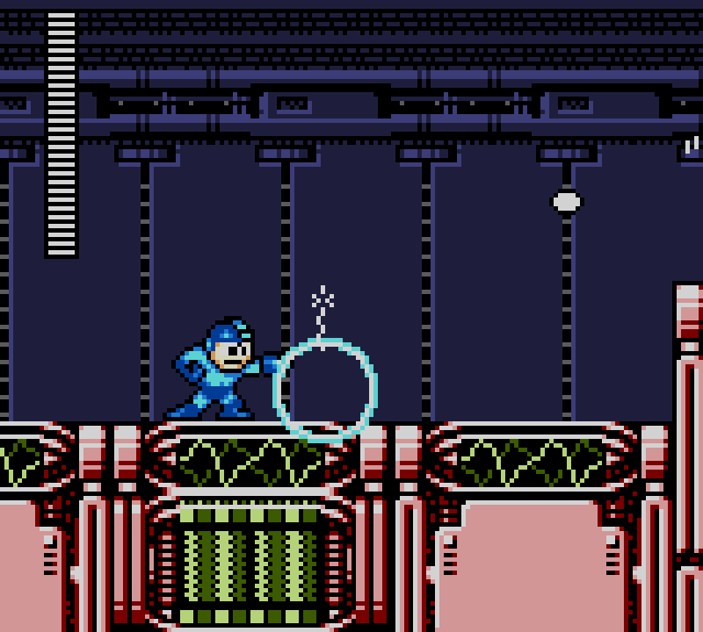 Mega Man on the Game Gear
