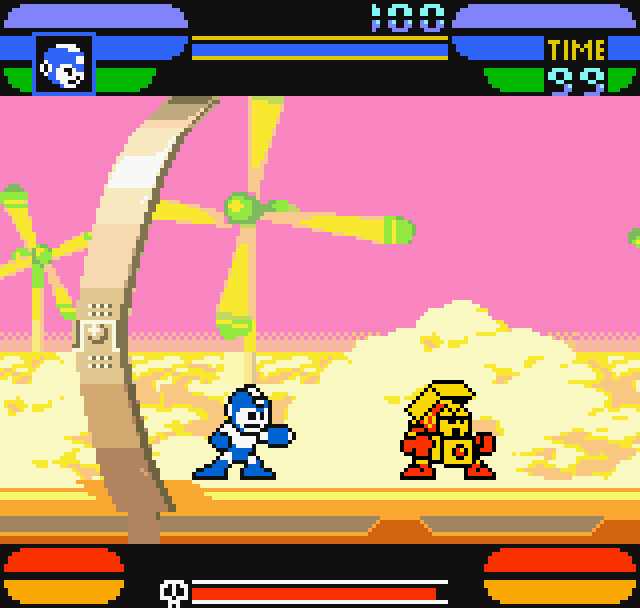 Rockman: Battle and Fighters