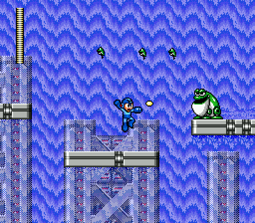 Mega Man 2 in the Wily Wars