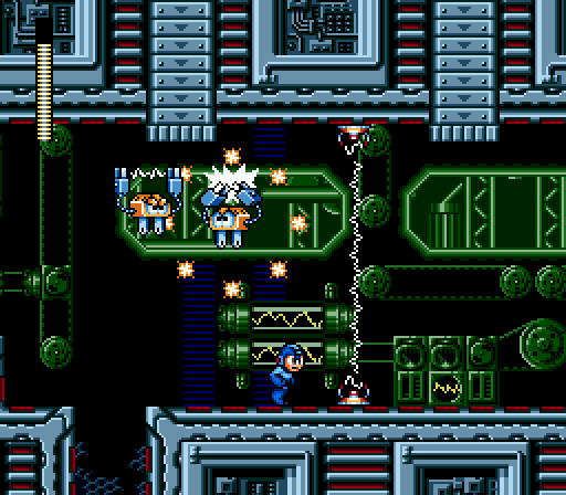 Mega Man 3 in the Wily Wars