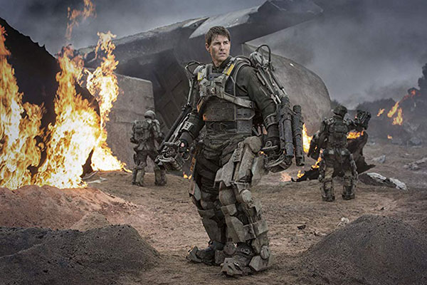 Tom Cruise Dies a Lot in Edge of Tomorrow