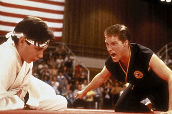 Cobra Kai! You like to try?