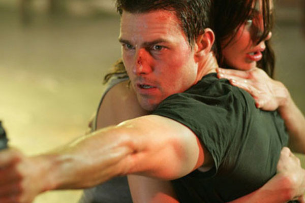 The Action Heats Up in Mission: Impossible III