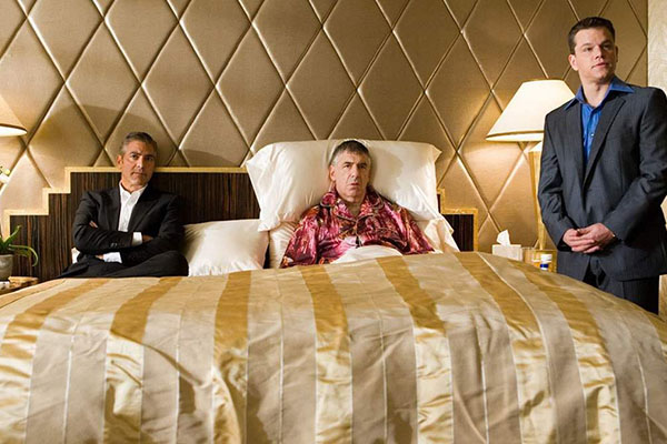 The Boys are Back in Ocean's Thirteen