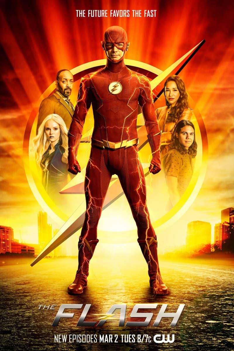 The Flash: Season 7