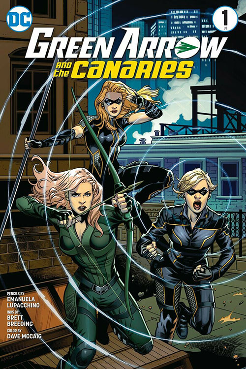 Green Arrow and the Canaries
