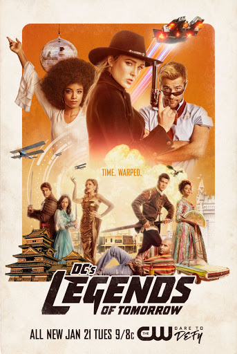 Legends of Tomorrow: Season 5
