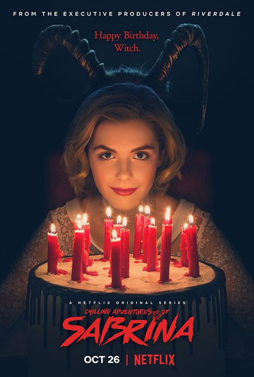 The Chilling Adventures of Sabrina: Season 1, Part 1